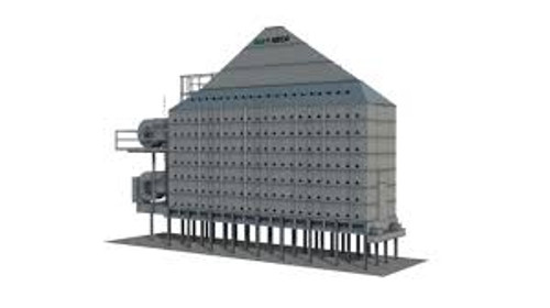 NECO Mixed Glow Grain Dryer
