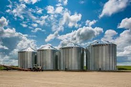 WESTEEL Stiffened Grain Bins