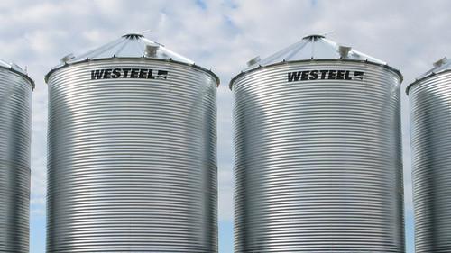 WESTEEL Unstiffened Grain Bins