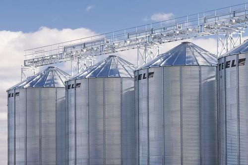 WESTEEL SeedStor-K Hopper Bottom Bins