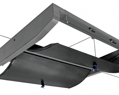 Fresh Air Inlets For stable and high velocity ventilation Big Dutchman fresh air inlet systems are designed for efficient and high velocity circulation and ventilation within pig houses.