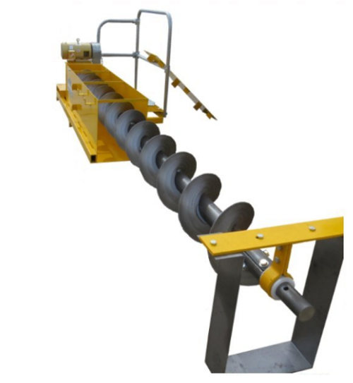 CROSS ALLEY SCREW CONVEYORS