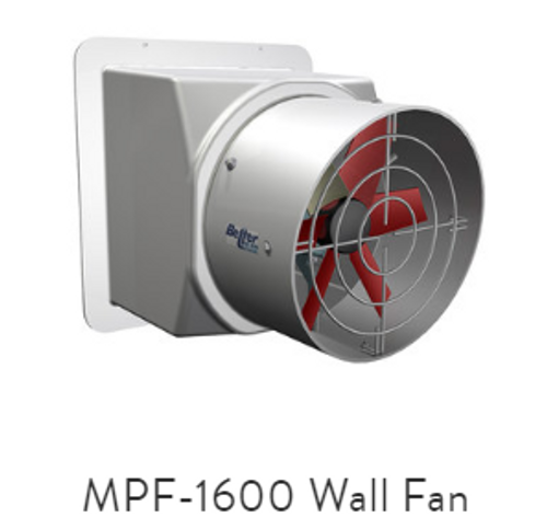 DIRECT DRIVE WALL FANS