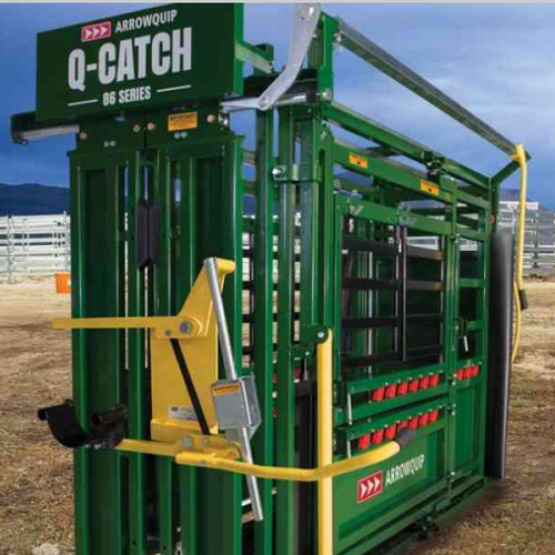 Q-CATCH 86 SERIES CATTLE CHUTE