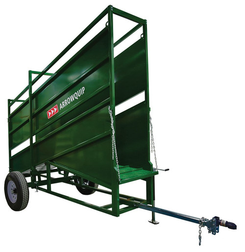 CATTLE LOADING CHUTE