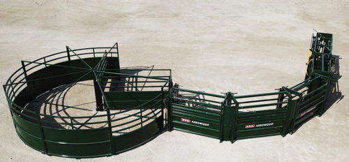 ARROWQUIP CATTLE WORKING SYSTEMS