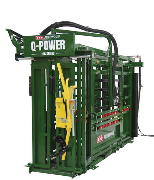 Q-POWER 106 SERIES CATTLE CHUTE