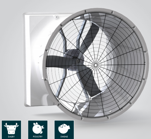 VORTEX SERIES MUNTERS DRIVE FAN