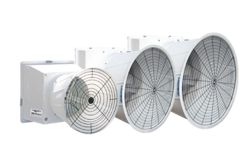 VX SERIES MUNTERS EXHAUST FANS