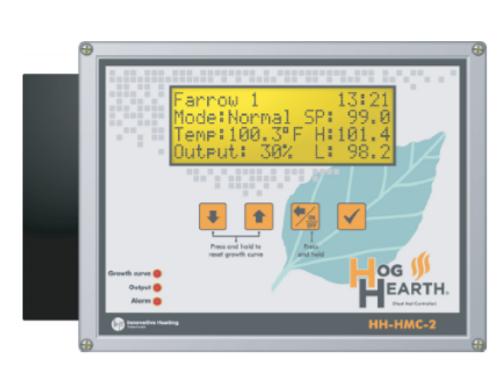 HEAT MAT CONTROLLER V2 (HMC2)
