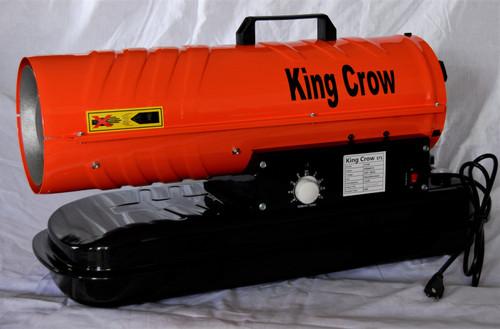 KING CROW FORCED AIR HEATER 45,000 BTU
