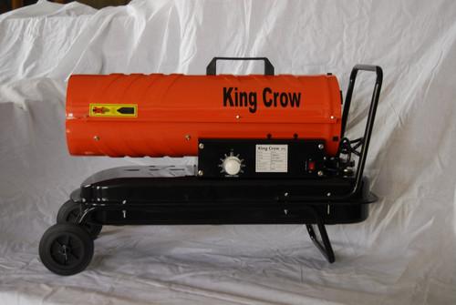 KING CROW FORCED AIR HEATER 75,000 BTU