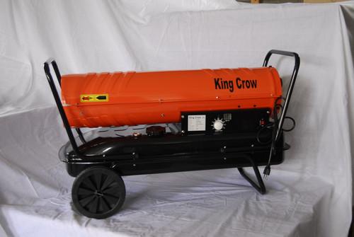 KING CROW FORCED AIR HEATER 215,000 BTU