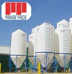 POLYBIN HOPPER BIN POLY PRAIRIE PRIDE - Ag Plus Farm and