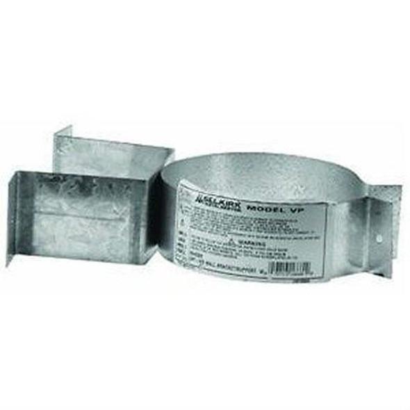 """VP-WB Selkirk Metal Best VP Pellet Chimney Wall Bracket/Support In 4"""" Diameter"""