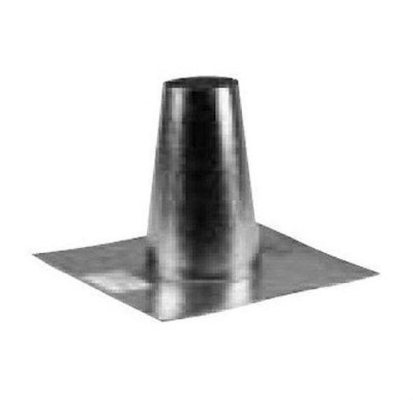 """VP-TF Selkirk Metal Best VP Pellet Chimney Tall Cone Flashing In 4"""" Diameter"""