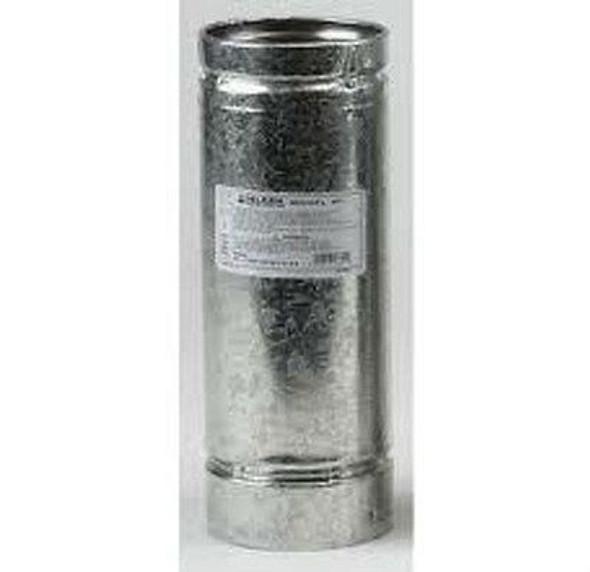 """Selkirk Metal Best VP Pellet Chimney & Venting System 5' Pipe Length 4"""" diameter"""