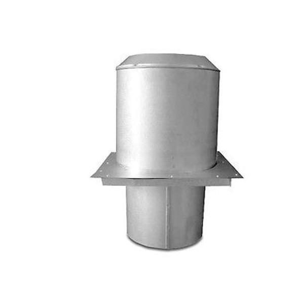 "7T-AIS Selkirk Metal Best Ultra Temp Attic Insulation Shield in 7"""