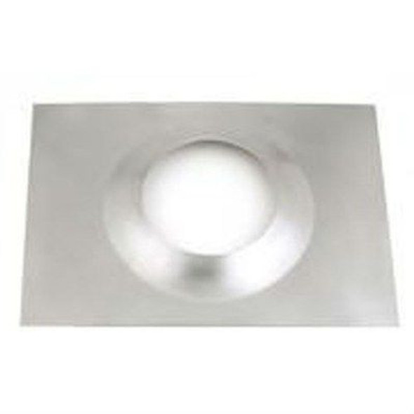 "HF4418SS HEAT FAB SAF-T LINER 4"" TOP PLATE 24"" X 24"" 304 STAINLESS STEEL"
