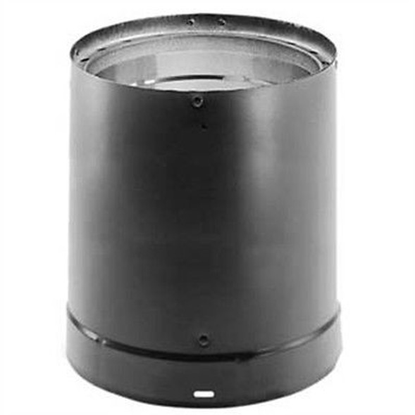 """DuraVent DVL® Double-Wall Stove Pipe 6"""" Diameter x 12"""" Length 6DVL-12"""