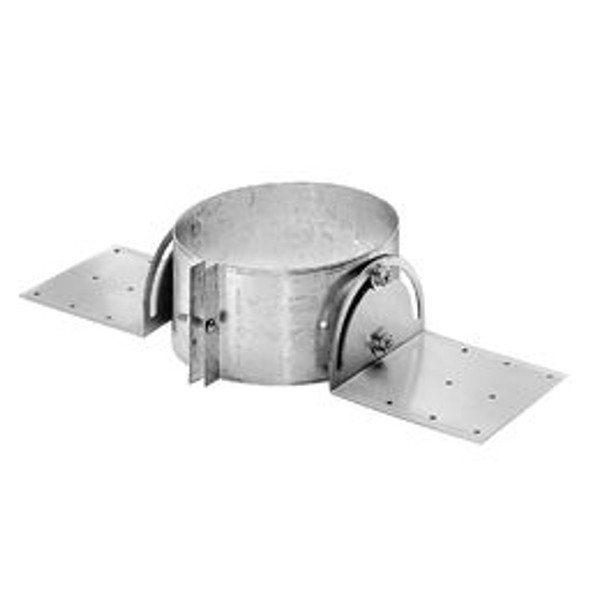 "6"" & 8"" DuraVent DuraTech Roof Support Galvalume 6DT-ARS"
