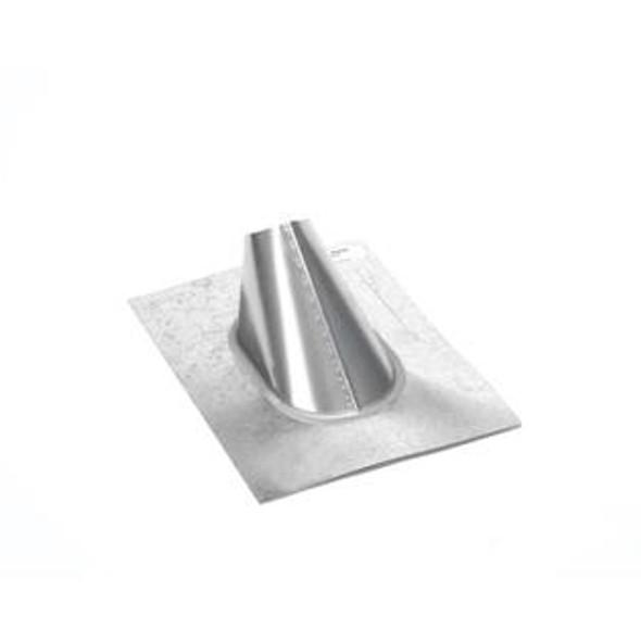 "4GVFSR DuraVent Type B Gas Vent Steep Roof Flashing 4"" Diameter"