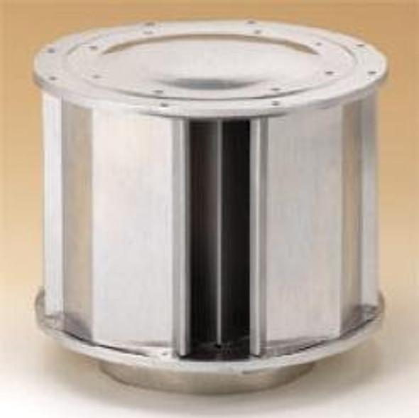 "4GVVTH M & G DuraVent Type B Gas Vent High Wind Cap 4"" Diameter"