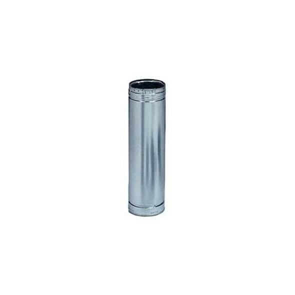 "8GV24 M & G DuraVent Type B Gas Vent 24"" length of Pipe 8"" diameter"