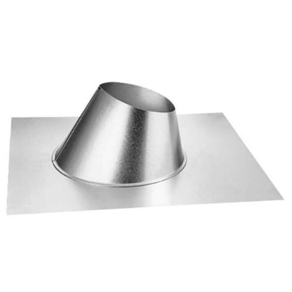 DuraVent DirectVent Pro 0/12-6/12 Pitch Roof Flashing - 58DVA-F6