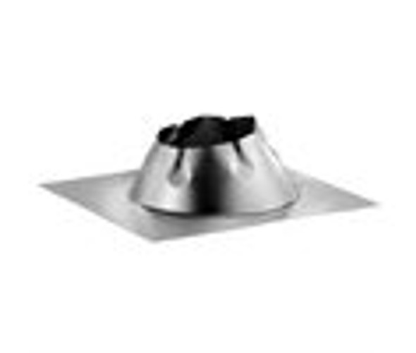 """7"""" DuraVent DuraTech Galvanized Flat Roof Flashing 7DT-FF"""