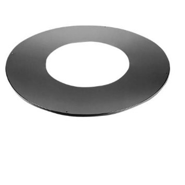 """9545TR 7"""" & 8"""" Round Trim Collar For Round Support Box DuraTech Chimney 7DT-TCR"""
