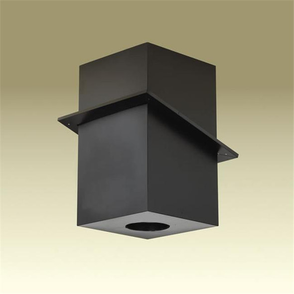 "6DP-CS11 6"" Dura-Vent DuraPlus Cathedral Ceiling Support, Galvalume"