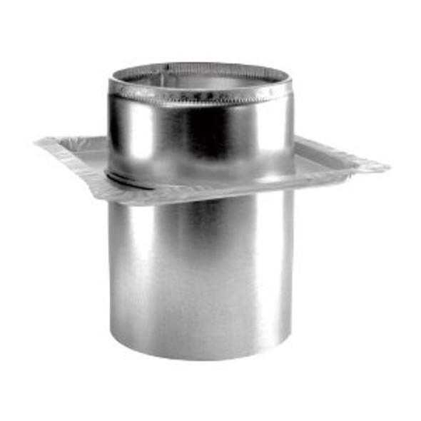 "6DP-FRS 6"" Dura-Vent DuraPlus Firestop Radiation Shield, Galvalume"