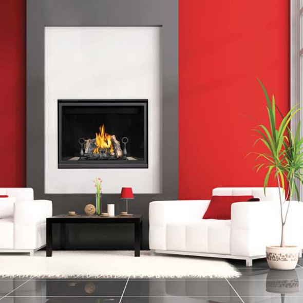 NAPOLEON Direct Vent Gas Fireplace High Definition 40 - HD40NT-1 High Definition Series