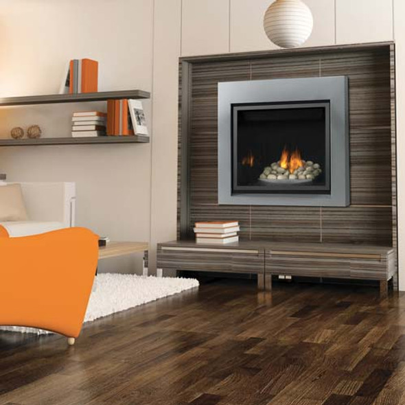 NAPOLEON Direct Vent Gas Fireplace High Definition 35 - HD35NT-1 High Definition Series