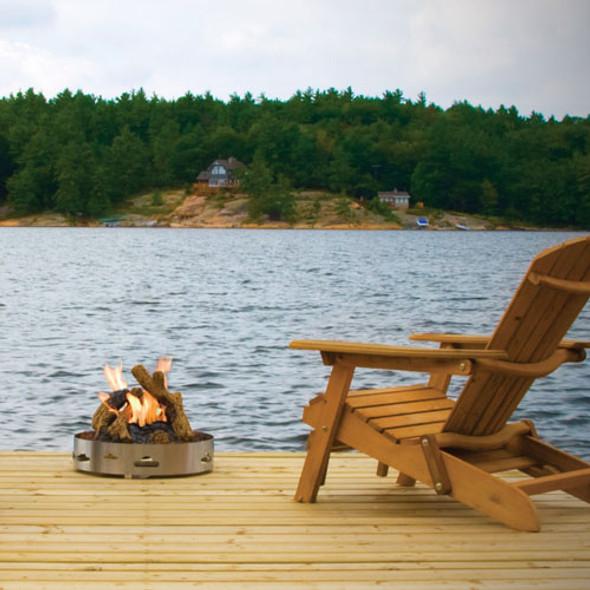 NAPOLEON GPFN Outdoor Gas Fireplace Patioflame®  Natural Gas