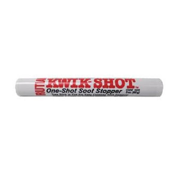 RUTLAND 1005 Kwik-Shot Soot Stopper, Toss-in Stick