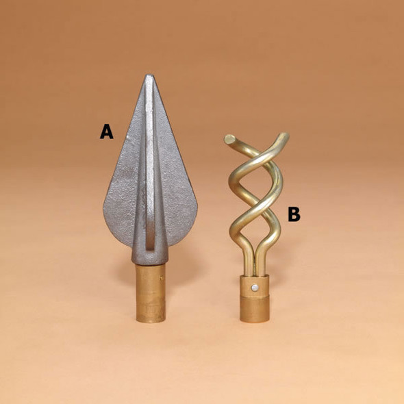 23530 Proflex Double Worm Screw