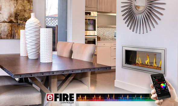 Napoleon Vector™ 38 See Thru LV38 2 Direct Vent Gas Fireplace
