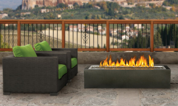 Linear Patioflame® GPFL48MHP Fire Table and Pit