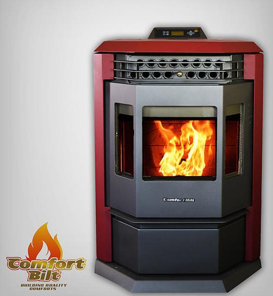 ComfortBilt HP22 Pellet burgundy