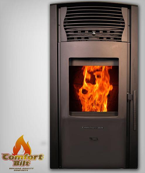 ComfortBilt HP50S Pellet Stove Grey