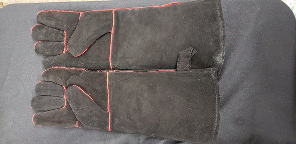 "A-13B 20"" long Minuteman Fireplace Gloves"