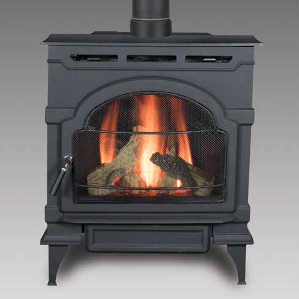 Majestic Oxford Cast Iron Gas Stove
