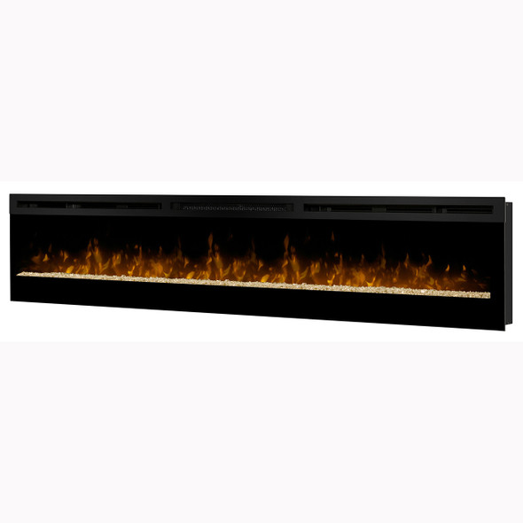 "XLF74 IgniteXL Dimplex 74"" Linear Electric Fireplace Linear Fireplaces"