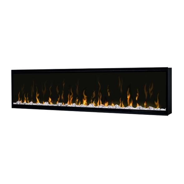 "Dimplex IgniteXL® 60"" Linear Electric Fireplace Linear Fireplaces"