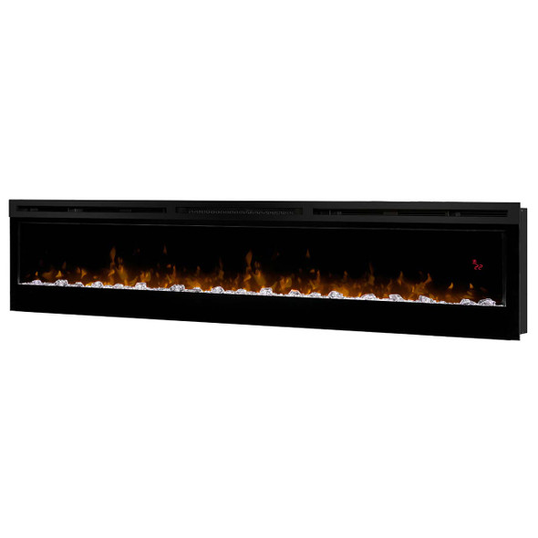 "BLF7451 Dimplex Prism Series 74"" Linear Electric Fireplace"