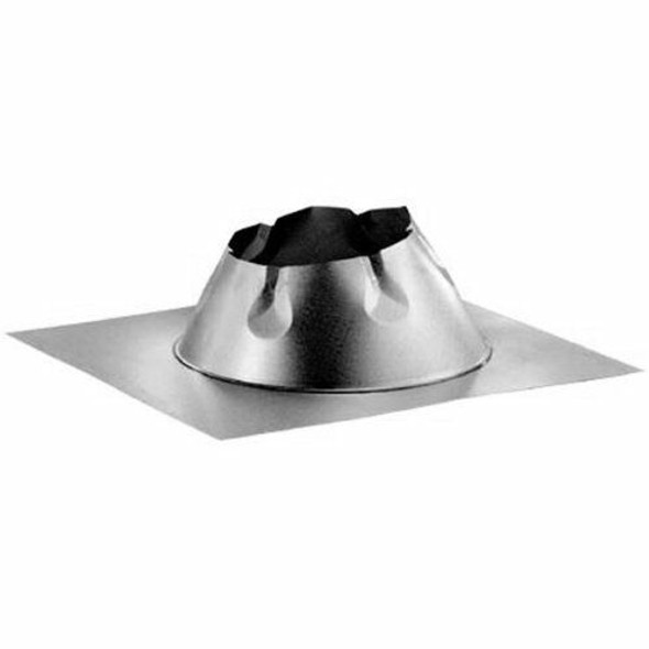 "6DP-FF 6"" DuraPlus Flashing, Flat Roof, Galvalume"