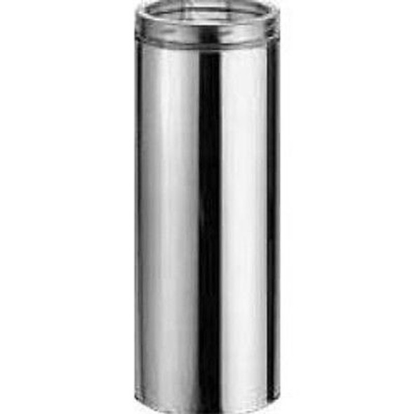 """6"""" x 60"""" DuraVent DuraTech Stainless Steel Chimney Length 6DT-60SS"""