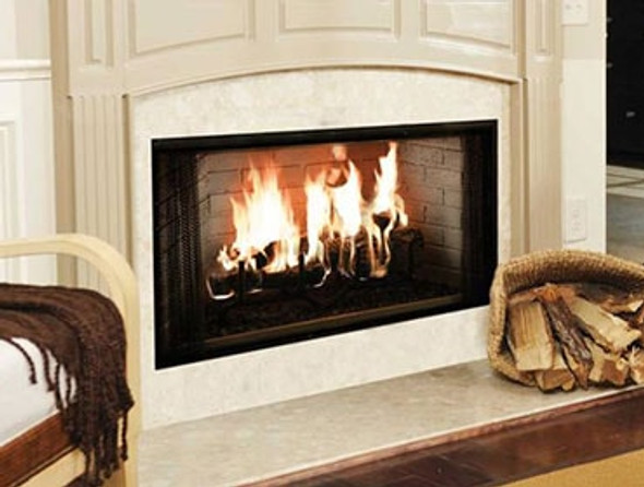 Majestic Royalton Radiant Wood Burning Fireplace